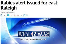 Rabies-Alert